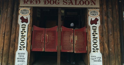 Red Dog Saloon, Junea, Alaska