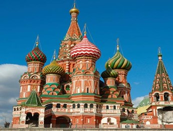 Travel Guide: Russia