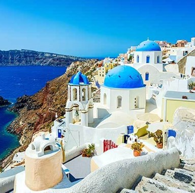 Greece Solo Travel Tour