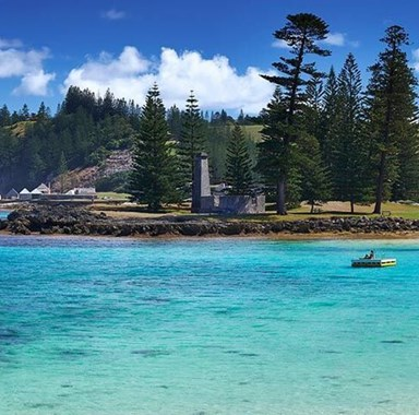 Norfolk Island Solo Travel Tour