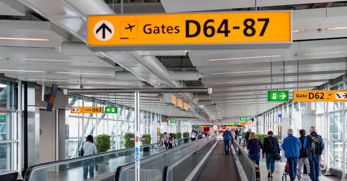 Great Gate Airport Mistakes:
