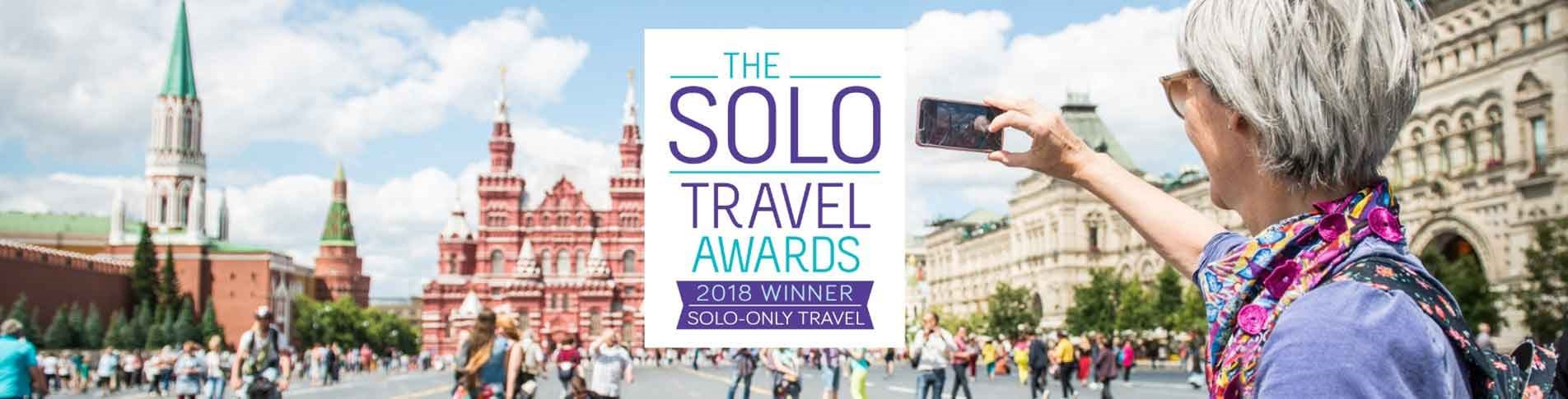 The Solo Travel Awards 2018