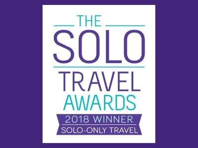 Solo Travel Awards Winner Solos Only