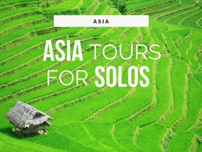Solo Travel Tours Asia