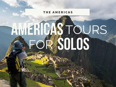Americas Solo Travel Tours