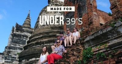 Travel for Under 40's