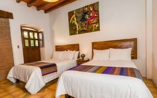 Hotel NaNa Vida, Oaxaca with Encounter Travel