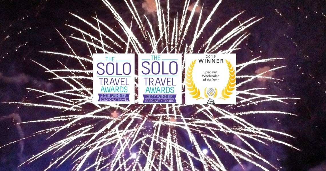 Award winning travel company