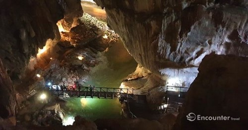 Clearwater Cave, Mulu Caves