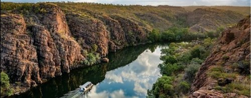Katherine Gorge Encounter Travel