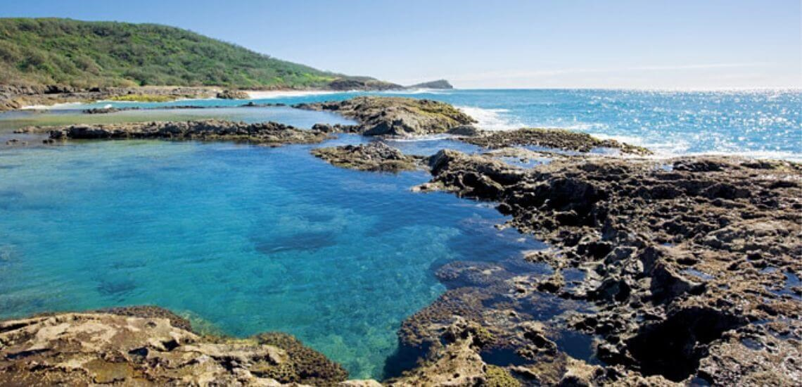 Champagne Pools Encounter Travel